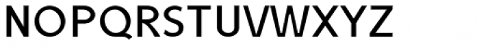 Nusaibah Regular Font UPPERCASE