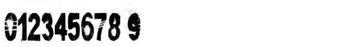 Nutnik Condensed Font OTHER CHARS