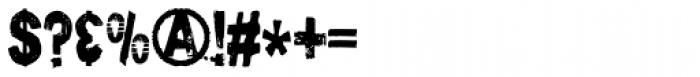 Nutnik Font OTHER CHARS