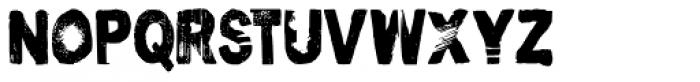 Nutnik Font LOWERCASE
