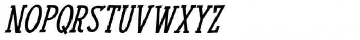 Nuuk Bold Italic Font UPPERCASE