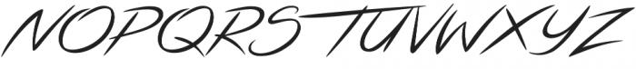 NWB Tahiti Script otf (400) Font UPPERCASE