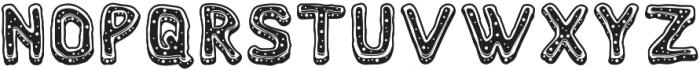 Nyam Complete otf (400) Font UPPERCASE