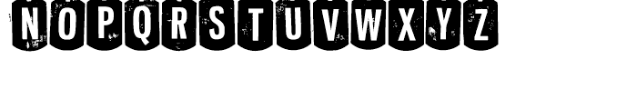 Nyxali Regular Font LOWERCASE