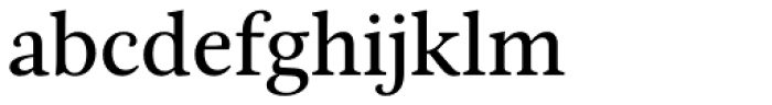 Nyte Book Font LOWERCASE