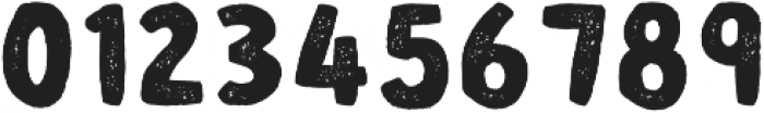 OAKWOOD PRESS Regular otf (400) Font OTHER CHARS