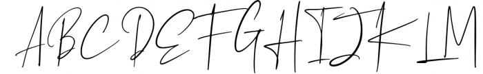 Oaklinn Font UPPERCASE