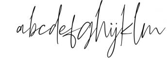 Oaklinn Font LOWERCASE
