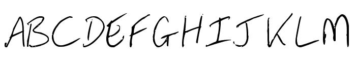 Oakhill Font UPPERCASE