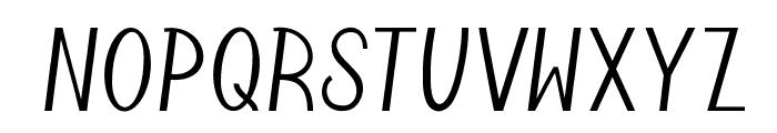Oakland Sista Font UPPERCASE