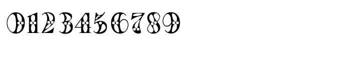 Oak Park Speckled Font OTHER CHARS