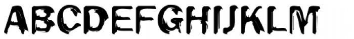 Oak EF Engraved Font UPPERCASE