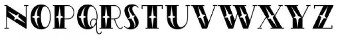 OakPark Ziggy Font LOWERCASE