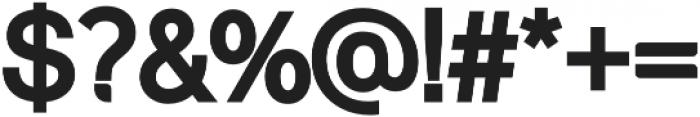 Obadiah pro otf (400) Font OTHER CHARS