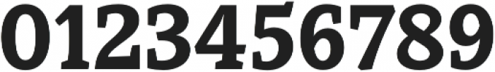 Obla ExtraBold otf (700) Font OTHER CHARS
