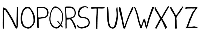 Obelisque Font UPPERCASE