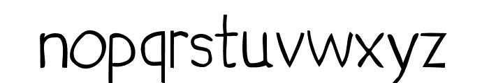 Obelisque Font LOWERCASE