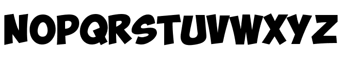 ObelixPro Bold Font LOWERCASE