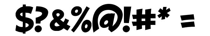 ObelixPro Font OTHER CHARS