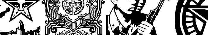 ObeyXL2Caps Font UPPERCASE