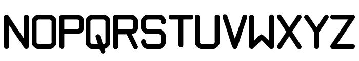 Oblivious font Font UPPERCASE