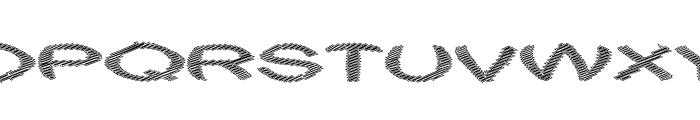 Obtuse two Font UPPERCASE
