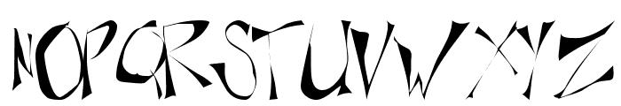 obsidian chunks Font LOWERCASE