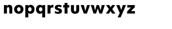 Objektiv Mk ExtraBold Font LOWERCASE