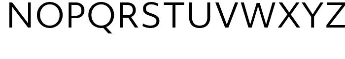 Objektiv Mk Regular Font UPPERCASE