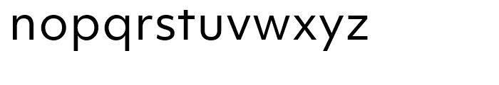Objektiv Mk Regular Font LOWERCASE