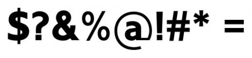 Oblik Black Font OTHER CHARS