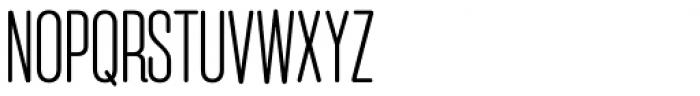 Obcecada Sans Bold Font UPPERCASE