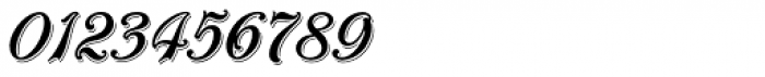 Oberon Std Font OTHER CHARS