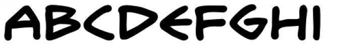 Obey Obey Obey Bold Font LOWERCASE