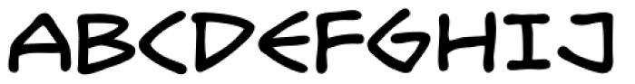 Obey Obey Obey Regular Font UPPERCASE