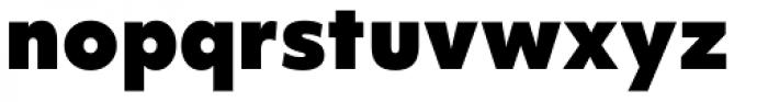 Objektiv Mk1 Black Font LOWERCASE