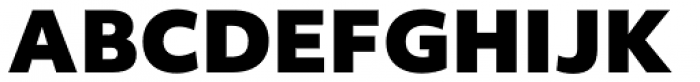 Objektiv Mk2 Black Font UPPERCASE