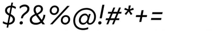 Objektiv Mk2 Italic Font OTHER CHARS