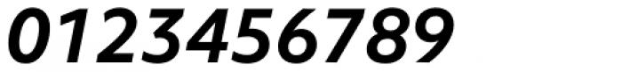 Objektiv Mk3 Bold Italic Font OTHER CHARS