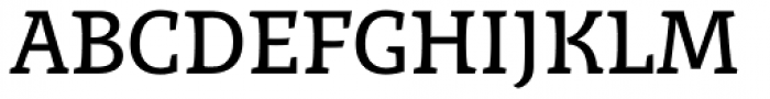 Obla SemiBold Font UPPERCASE