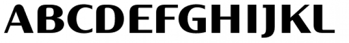 Oblik Classic Black Font UPPERCASE