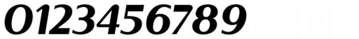 Oblik Classic Bold Italic Font OTHER CHARS