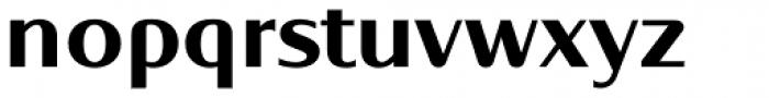 Oblik Classic Bold Font LOWERCASE