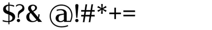 Oblik Classic Font OTHER CHARS