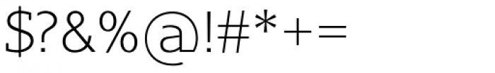 Oblik Serif Light Font OTHER CHARS