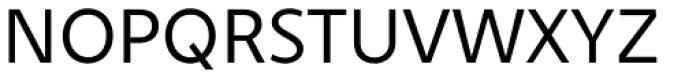 Obliqua Pro Regular Font UPPERCASE