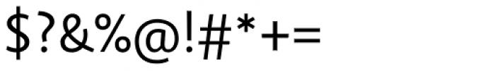Obliqua Std Font OTHER CHARS