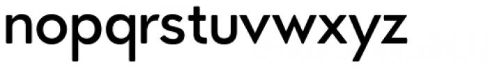 Oblivian Medium Font LOWERCASE