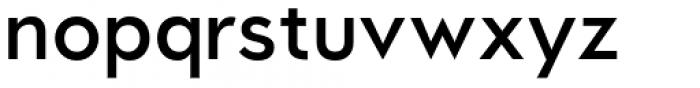 Oblivian Text Medium Font LOWERCASE