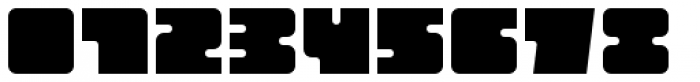 Oboe Solid Font OTHER CHARS